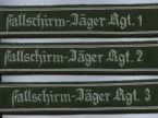German Cuff Titles(Wool&others)